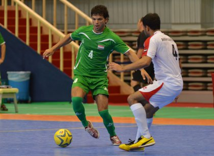 منتخب الصالات يصل أوزبكستان ويجري مرانه الأول تحضيرا لمواجهة الصين