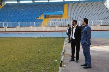 عبطان: سنفتح منشآتنا الرياضية امام اقامة معسكرات اعداد المنتخبات الوطنية للاستحقاقات المقبلة