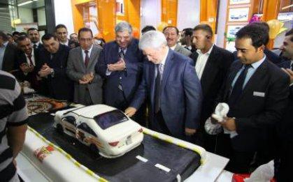 وزير النقل : حولنا شركات خاسرة في الوزارة الى رابحة