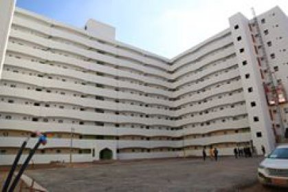 دائرة المباني تحقق نسب انجاز متقدمة بمشروع مدينة بسماية السكني