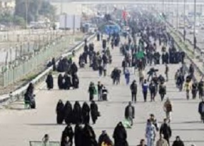 أمانة بغداد تدعو للحفاظ على نظافة الطرق المؤدية إلى الكاظمية المقدسة