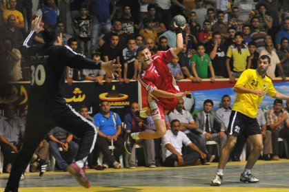 الكرخ يستضيف الشرطة في مسك ختام الدوري الممتاز بكرة اليد اليوم