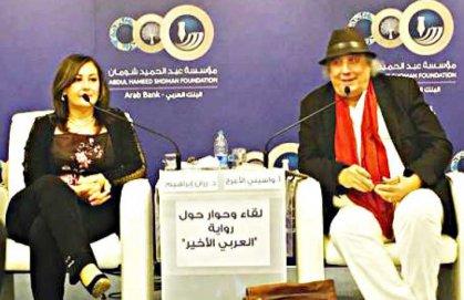 الروائي الجزائري واسيني الأعرج: «العربي الأخير» جرس إنذار لمستقبل منطقتنا