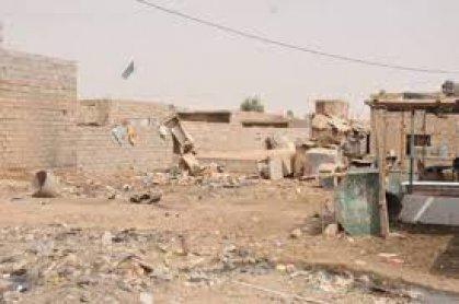 أمانة بغداد: إزالة 222 دارا بنيت تجاوزا على أراضي الدولة