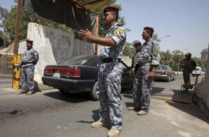 شمول جميع سيطرات ونقاط تفتيش بغداد بالخدمات البلدية