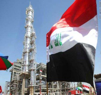 النفط : ارتفاع صادرات وايرادات شهر نيسان الماضي الى اكثر من ثلاث مليارات دولار