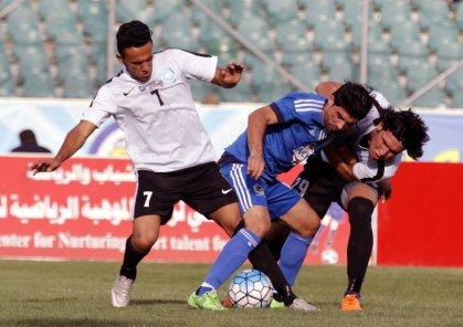 عبطان يدعو اتحاد الكرة الى تهيئة ملاعب الاندية قبل الموافقة على مشاركة فرقها في الدوري