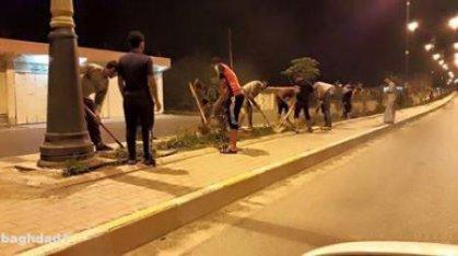 امينة بغداد توجه بتفعيل الجهد الليلي مع اقتراب حلول شهر رمضان المبارك
