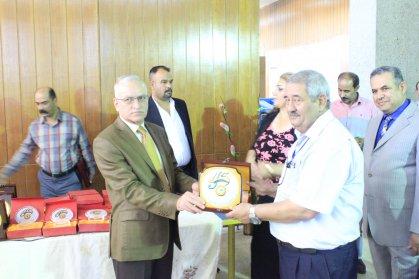 ألاعمار الهندسي تفوز بالمركز الاول بمسابقة أستثمار الابداع العراقي في التخطيط الحضري وهندسة العمارة بـ((التصاميم الدينية))