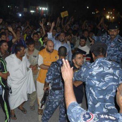 الداخلية: القانون يمنع مشاركة ضباط او منتسبين من الوزارة في التظاهرات