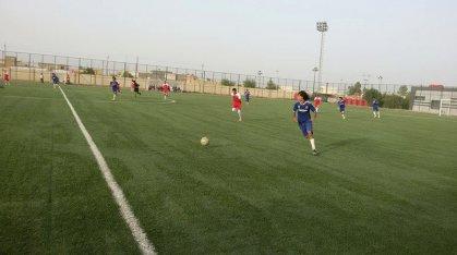 دورة تطويرية وبطولة بخماسي الكرة في مديرية شباب ورياضة النجف الاشرف