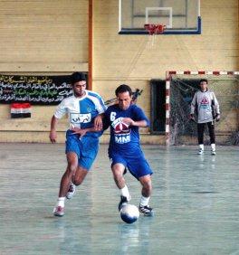 """إقامة بطولة """"الكأس"""" لكرة الصالات لأول مرة في العراق"""