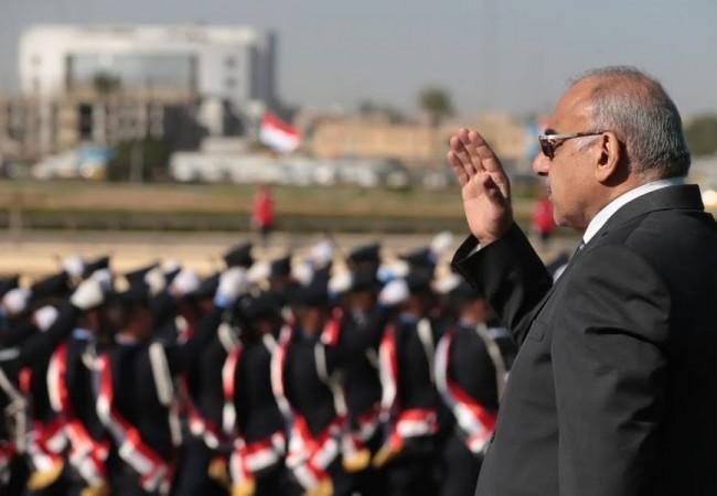 عبد المهدي :الحشد ركن أساس من أركان أمننا الوطني والمجتمعي
