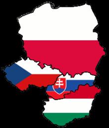 مجموعة فيسغراد ترفض مبدأ الحصص لاستيعاب المهاجرين