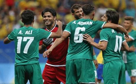 حسن يثمن ما قدمه المنتخب الاولمبي بكرة القدم في منافسات ريودي جانيرو