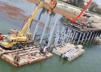 انطلاق اعمال الصيانة لجسر ذي قار الكونكريتي خلال شهر  في الناصرية