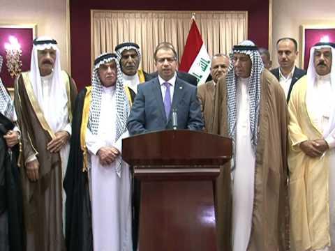 الجبوري يؤكد في ختام جولته بديالى ضرورة اشتراك ابناء المحافظة بقرارها الأمني والسياسي