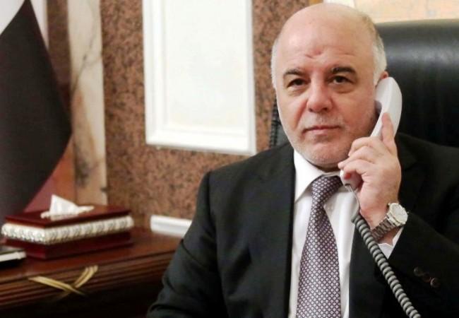 يلدريم للعبادي: لن نسمحَ بتعكير العلاقات مع العراق