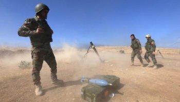رئيس اركان البيشمركة: نبعد 7 كلم عن مركز الموصل