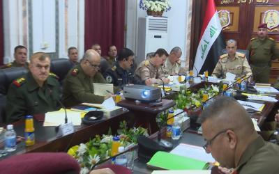رئاسة اركان الجيش تشدد على ادامة الزخم العسكري ومسك الأراضي المحررة