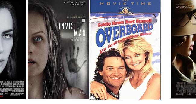 4 أفلام احترف أبطالها التلاعب بالعقول