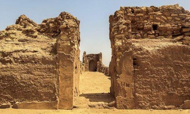كنيسة الاقيصر تستعد لاحتضان أول قداس مسيحي في أقدم كنيسة بالشرق الأوسط