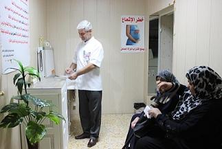 تحويل عيادة المستنصرية الطبية من شعبية إلى استشارية