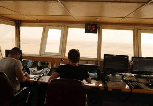 إنشاء بناية استراحة خاصة بالمراقبين الجويين