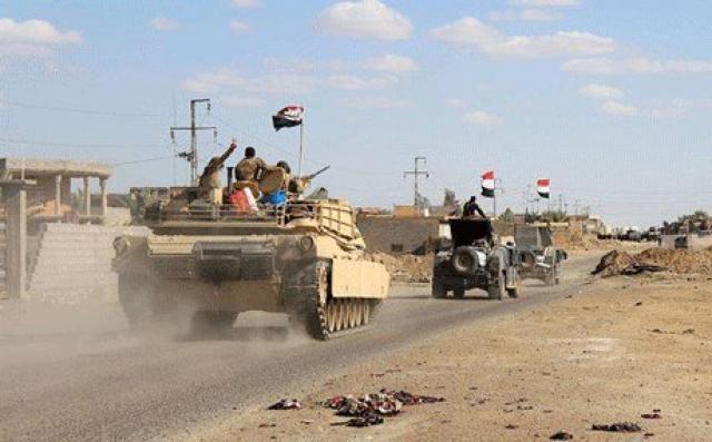 عملية تفتيش واسعة لتعقب خلايا داعش غرب الموصل
