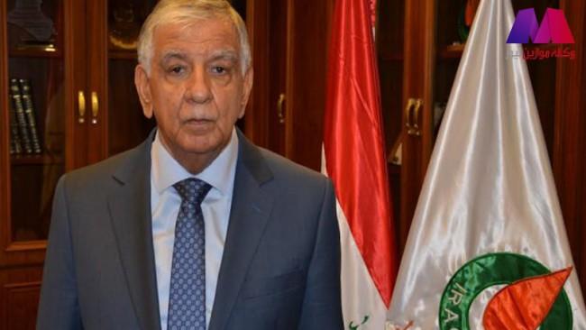 وزير النفط: انجاز مسودتي قانون شركتي النفط والغاز وارسالهما لأمانة مجلس الوزراء