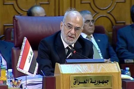 العراق يدعو إلى إعادة سوريا لممارسة أنشطتها بالجامعة العربية