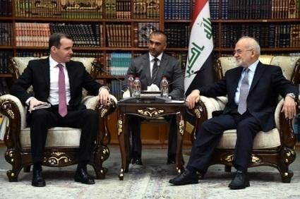 مبعوث الرئيس الامريكي: العالم مندهش من انتصارات العراق والقضاء على داعش من أولويَّاتنا