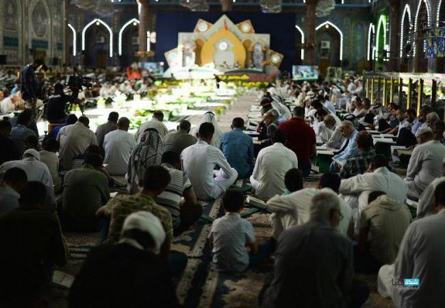 شهر رمضان وتوطيد السلم المجتمعي