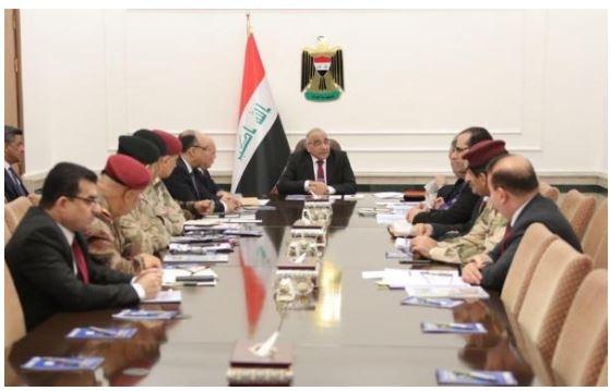 مجلس الامن الوطني يناقش الاوضاع الإقليمية المتوترة واستعداد العراق لمواجهة المخاطر