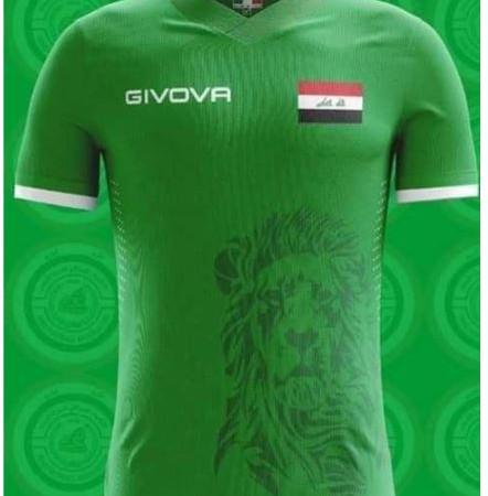 بالصور.. نماذج أولية لزي المنتخب الوطني في تصفيات كأس العالم
