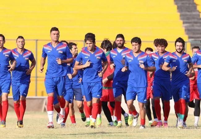 رحيم حميد: المنتخب الوطني سيكون خليطا من اللاعبين والجهاز الفني يراقب المستوى