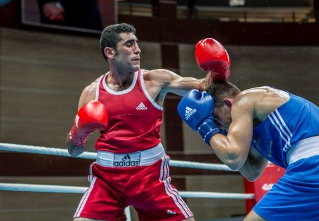قبضتا عبد الرضا تطمحان لانجاز عراقي في اولمبياد ريودي جانيرو