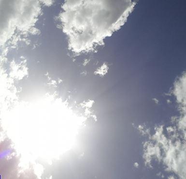 طقس اليوم صحو يتحول الى غائم الخميس والحرارة تنخفض الى (27)مْ