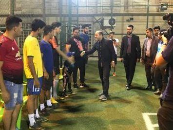 مديرية شباب الصدر تختتم بطولة كأس المحافظ للفرق التطوعية