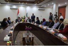 وزير الشباب يوقّع اتفاقية التعاون المشترك مع لجنة الانقاذ الدولي