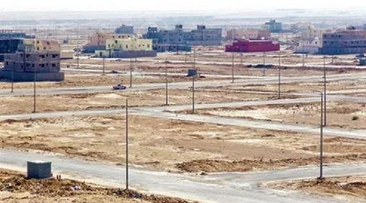 توزيع ٦٠ الف قطعة أرض سكنية  في البصرة