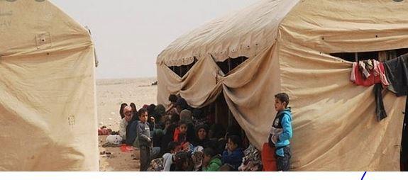 الهجرة: عودة ٩٥ بالمئة من النازحين إلى الأنبار و٧٠ بالمئة إلى تلعفر