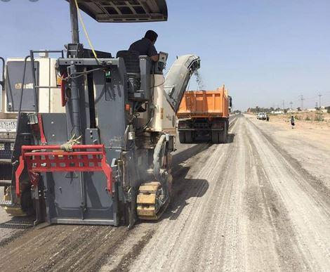 الكشف عن ثلاثة مشاريع مهمة في بغداد أبرزها 50 طريقاً مع المحافظات