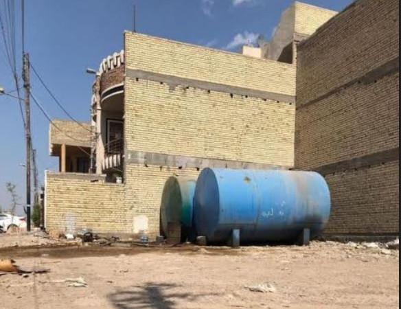 ضبط أوكار لتهريب المشتقات النفطية بأماكن متفرقة في بغداد