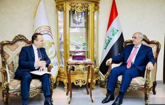اتفاقية في مجال النقل الجوي بين العراق ولبنان
