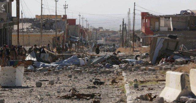 انطلاق أعمال معرض العراق لإعادة اعمار المناطق المحررة اليوم