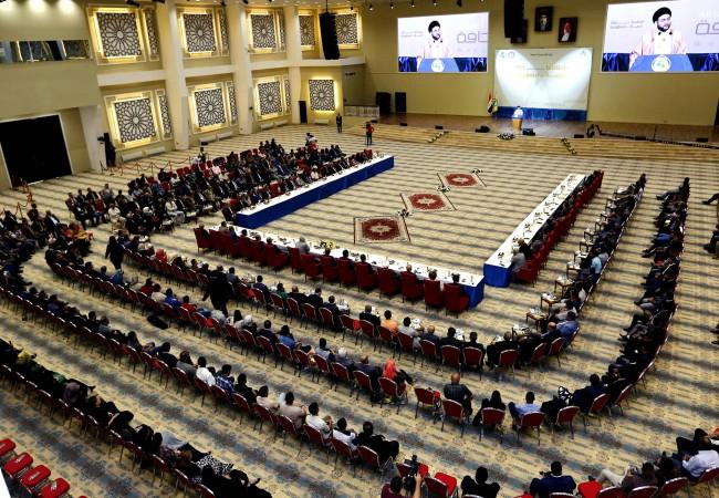 السيد الحكيم: استهداف الصحفيين وسيلة لارهاب الاعلام واقصائه من ساحات المواجهة