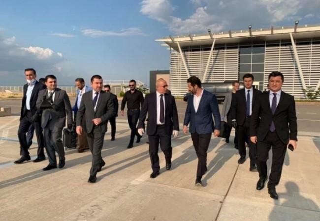 وفد الاقليم يعود الى بغداد لاستكمال المفاوضات بشأن الموازنة