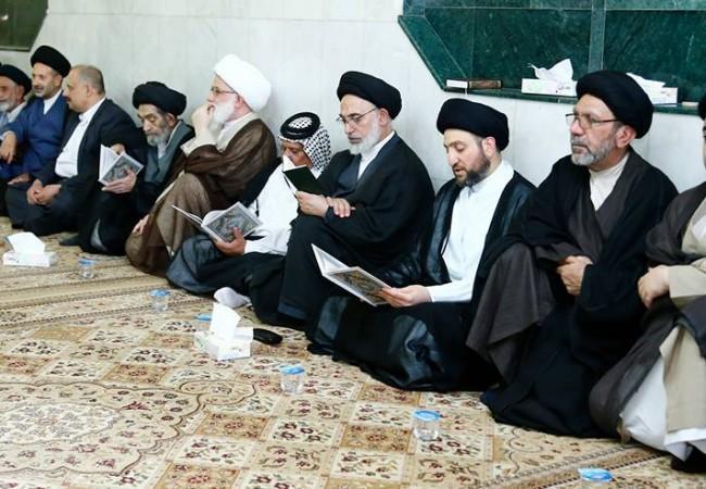 السيد عمار الحكيم: آية الله الشيخ الاصفي يمثل ركيزة مهمة في بناء الحركة الاسلامية