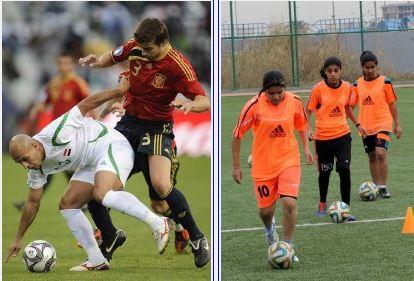 وزارة الشباب والرياضة تفاوض ناديا اسبانيا ابدى رغبته لخوض مباراة ودية تقام في العراق